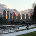 Vancouver City Skyline from Stanley Park by TOTORORO.RORO