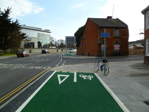 Cycle Track 001