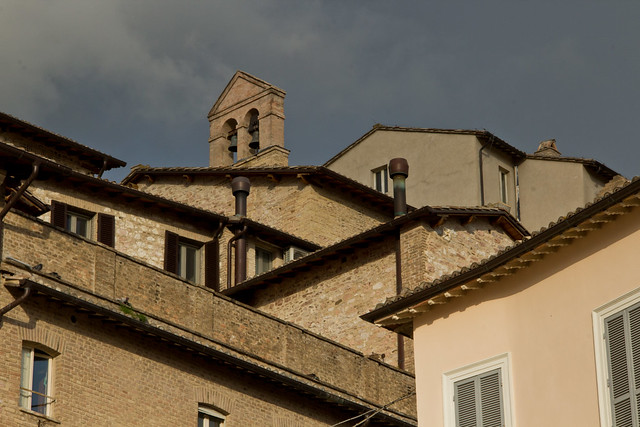 Assisi - Rooftops