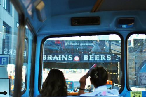 Brains Beers by karaokegal