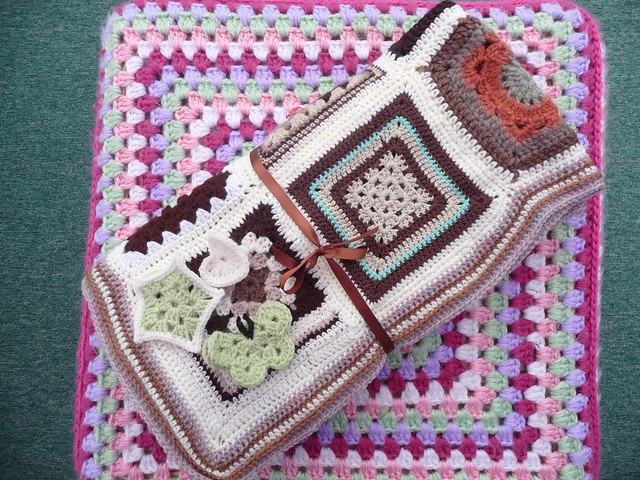 Thank you Bev for making this Blanket up for 'SIBOL'. 'Cappuccino!' 153.