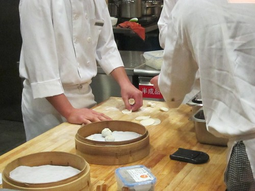 Din Tai Fung Kitchen 2