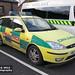 NIAS Rapid Response Vehicles