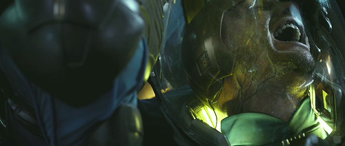 Prometheus Trailer2 - Infected Face