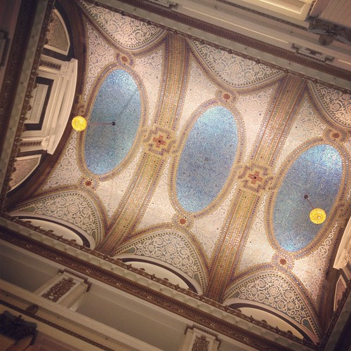 Macy's Ceiling - Chicago Flagship Store
