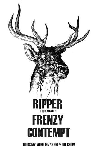 4/19/12 Ripper/Frenzy/Contempt