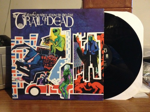 "And You Will Know Us By The Trail Of Dead - Relative Ways 12"" by Tim PopKid"