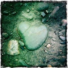 Heart on the Rocks