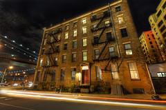 8 Old Fulton Street, Brooklyn, New York.