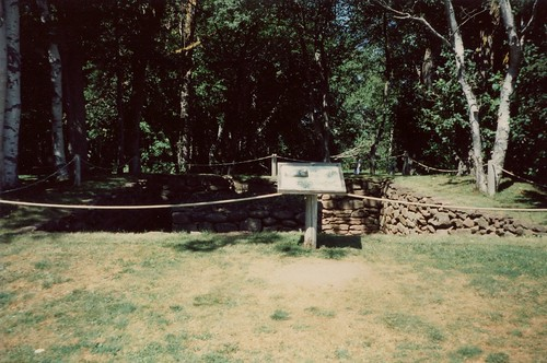 Macneill homestead foundation 1994