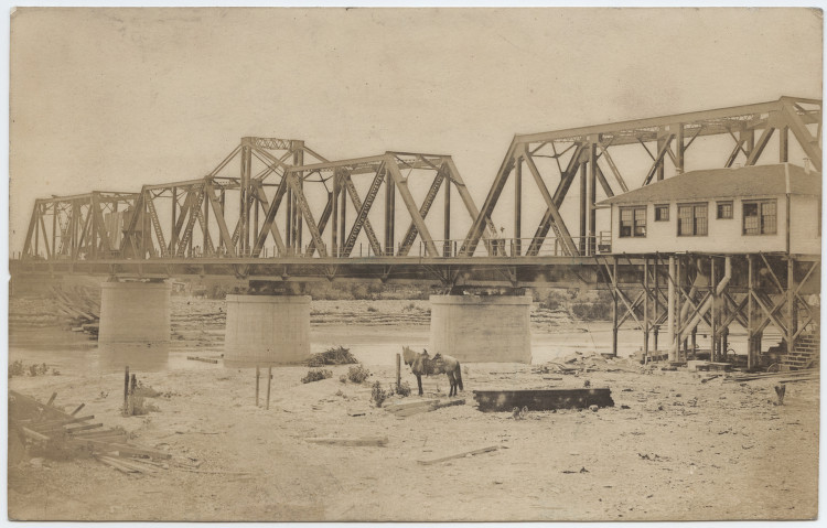 [International Bridge, Brownsville, Texas]