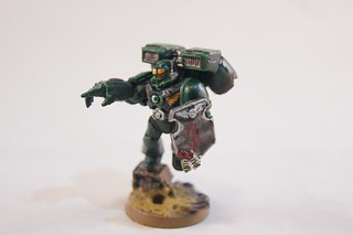 Dark Angel Assault marine seargent