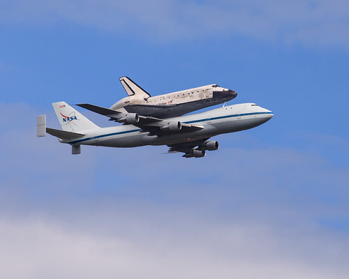 Discovery's Final Flight