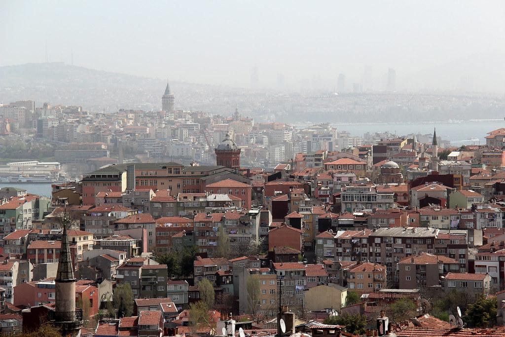 cityscape: istanbul