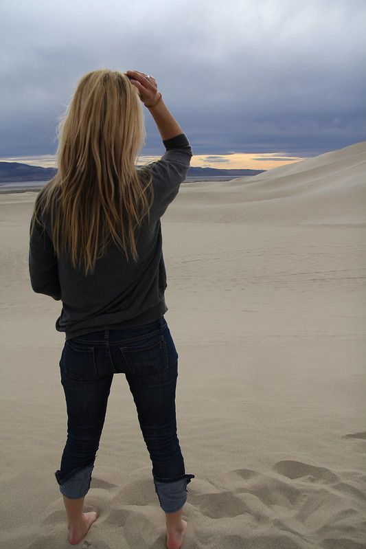 celia at Nevada Dunes