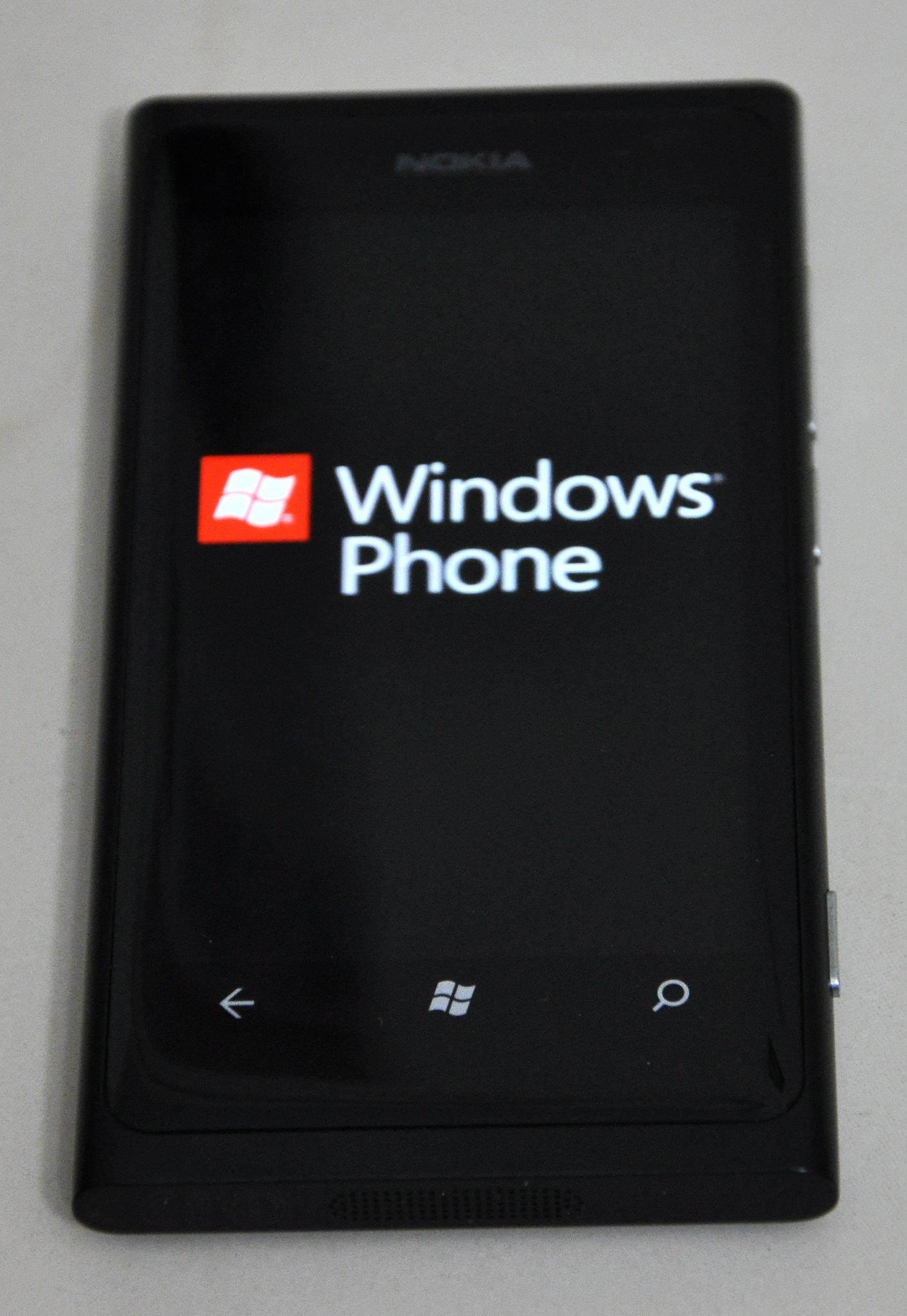 Nokia and Windows Phone
