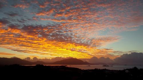 sunrise day cloudy southpacific nouvellecalédonie newcaledonia nouvellecaledonie caledonia noumea caledonie calédonie nouméa
