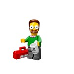 LEGO Simpsons Minifigures - Ned Flanders