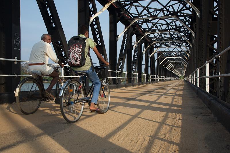 Kallady bridge