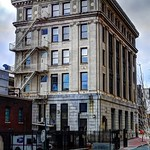 Hoboken, NJ - 95 River St - Steneck Building (rear)