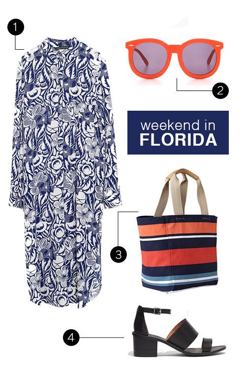 Weekend in Florida