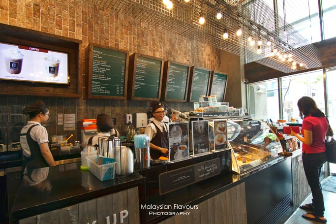 Caffe Bene Solaris Mont Kiara Malaysian Flavours