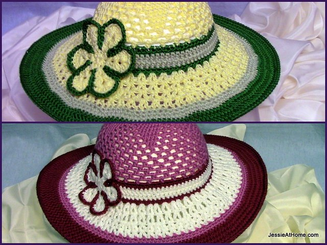 That 70\'s Flower ~ Free Crochet Flower Motif Pattern | Jessie At Home