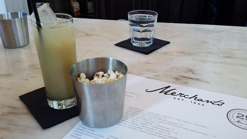Merchant: Housemade Ginger Beer & Ranch Popcorn