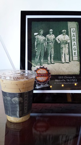 Garage Coffee Company: Iced Slingshot