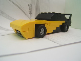 Lego 1970 Dodge Charger Daytona Update [1]