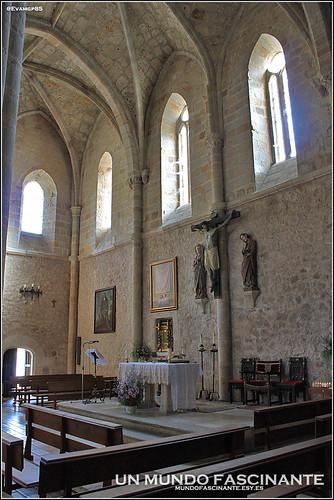 Iglesia de San Juan Bautista, Oña