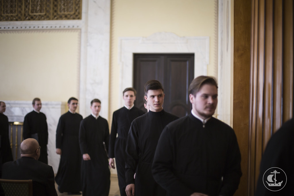10 мая 2016, Концерт мужского хора Духовной Академии / 10 May 2016, Concert men's choir of the Theological Academy