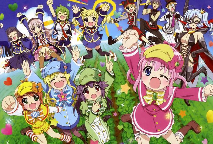 novo anime