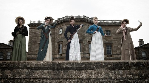 Pride and Prejudice and Zombies - screenshot 16