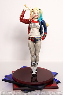 S.H.Figuarts 自殺突擊隊【小丑 & 小丑女哈莉.奎茵】Suicide Squad The Joker and Harley Quinn