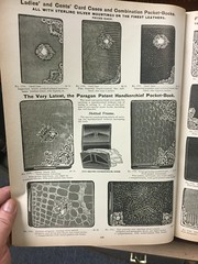 1897 Otto Young Catalog, Jewelry, Clicks, Pocket Watches, fountain pens, belts Pins, rings, eyeglasses from the collection of Mike Mozart  #Catalog #Watches #PocketWatches #Jewelry #Rings #Otto #Young #1890s #1897 #Clocks #PriorArt #DesignReference