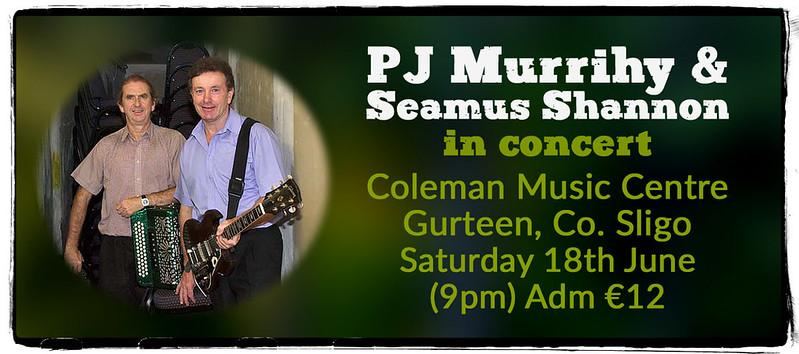 PJ Murrihy Concert