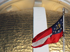 Savannah City Hall State Flag