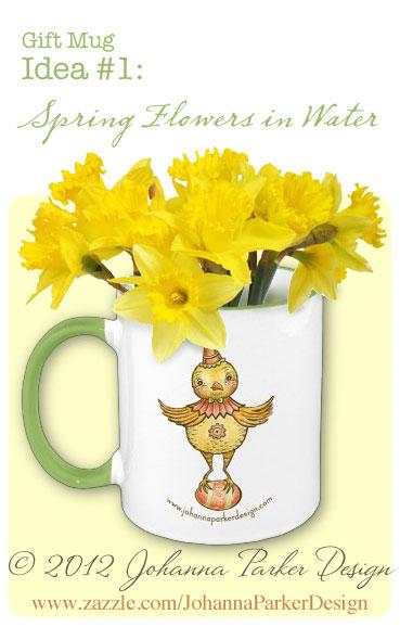 Daffodil-Chick-Mug