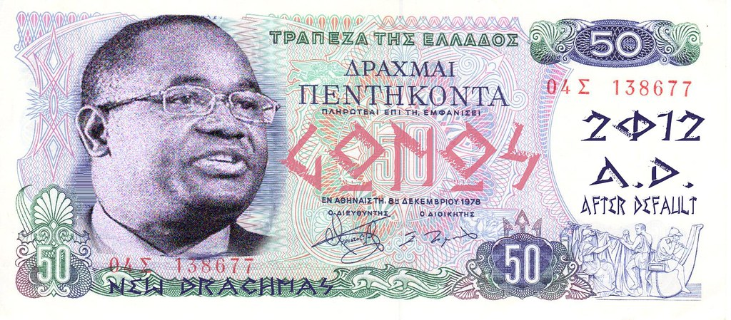 NEW DRACHMA NOTE