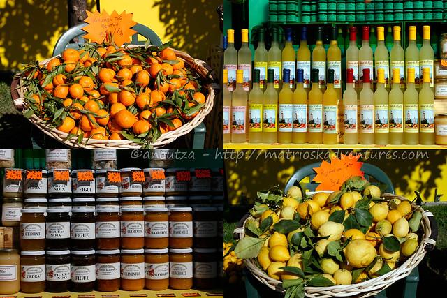 foto Liquori e marmelatte a base di agrumi Provenza