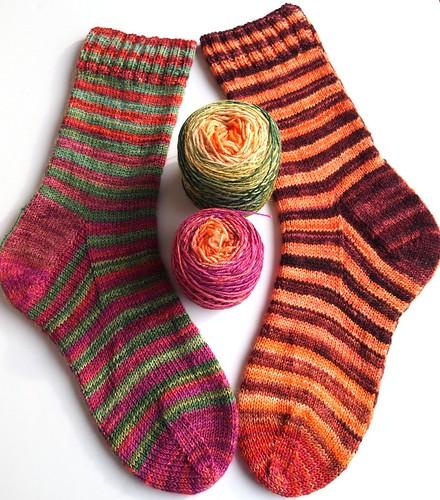 Magnolia socks-6