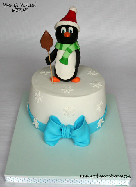PENGUEN CAKE