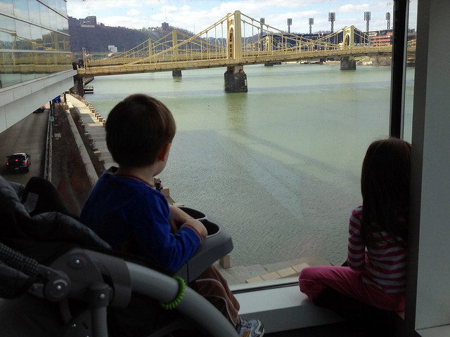 Gazing at the Allegheny
