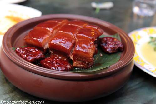 Pork Belly with Red Date