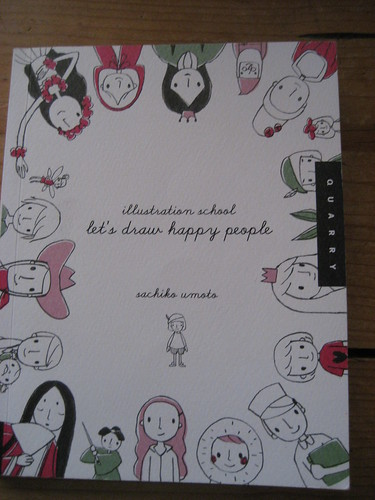 From Let's Draw Happy People by Sachiko Umoto