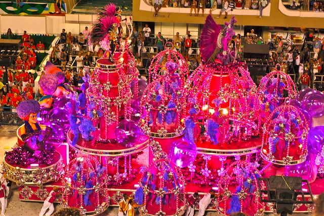 Rio's Carnival: Sao Clemente25