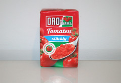 06 - Zutat Tomaten (stückig) / Ingredient tomatoes (pieces)