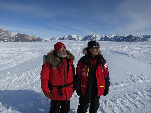 prep train for skiing to the south pole with wild alpine guides in alaska
