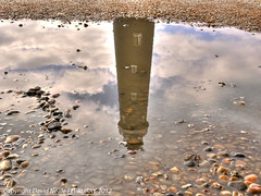 Lighthouse Reflections - Dungeness